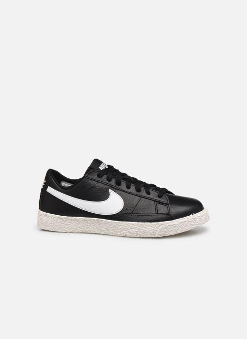Sneakers Nike Nike Blazer Low Gs Nero immagine posteriore
