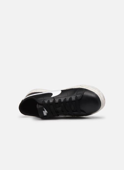 Sneakers Nike Nike Blazer Low Gs Nero immagine sinistra