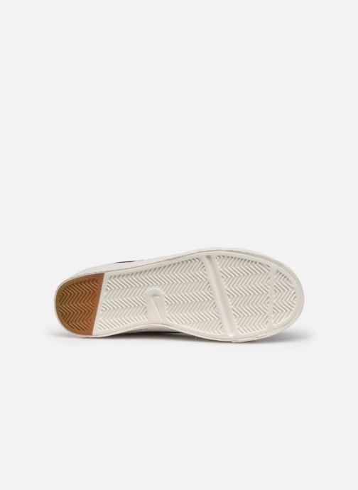 Sneaker Nike Nike Blazer Low Gs weiß ansicht von oben