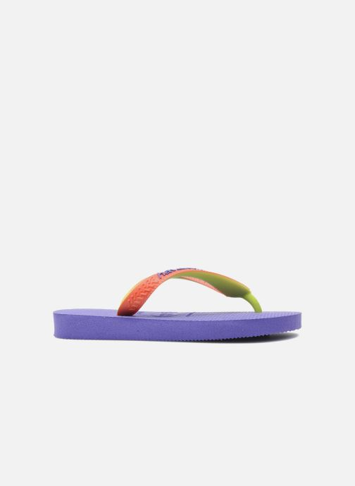 Flip flops Havaianas Top Mix Purple back view