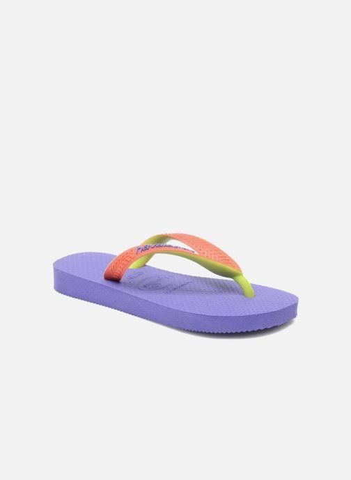Flip flops Havaianas Top Mix Purple detailed view/ Pair view