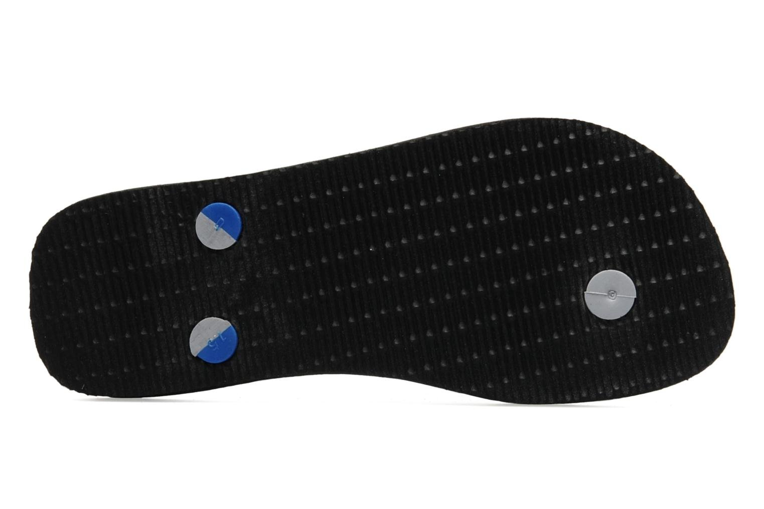 Flip flops Havaianas Top Mix Black view from above
