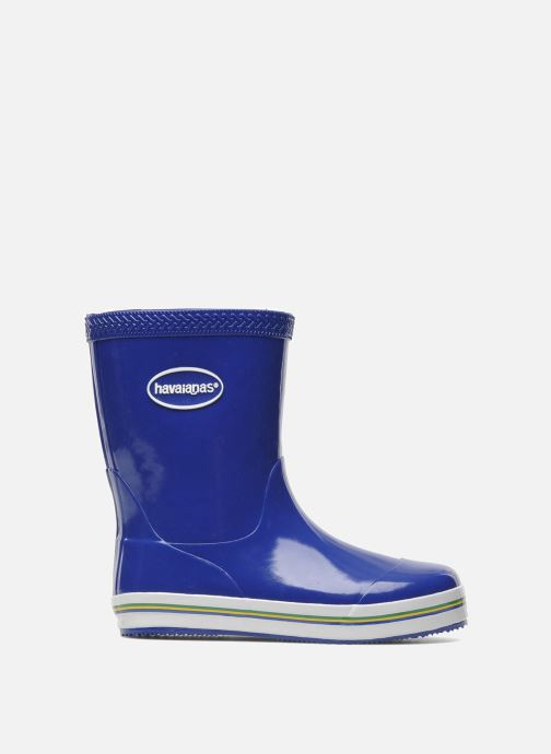 Boots & wellies Havaianas Aqua Kids Rain Boots Blue back view