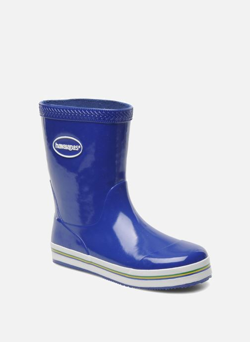 Boots & wellies Havaianas Aqua Kids Rain Boots Blue detailed view/ Pair view