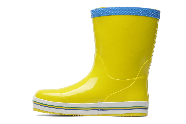 Bottes Havaianas Aqua Kids Rain Boots Jaune vue face