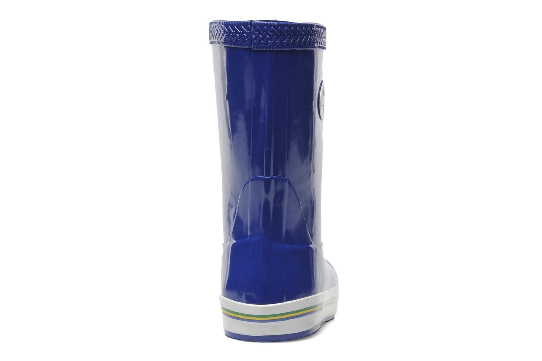 Bottes Havaianas Aqua Kids Rain Boots Bleu vue droite