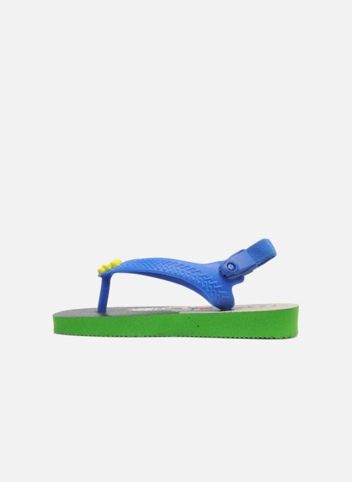 Flip flops & klipklapper Havaianas Baby Disney Classic Blå se skoene på