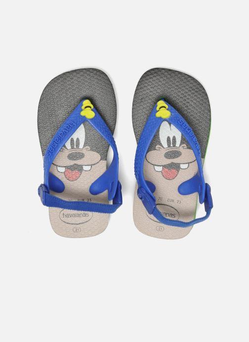 Flip flops & klipklapper Havaianas Baby Disney Classic Blå se foroven