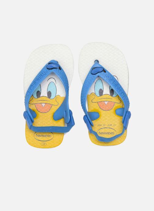 Tongs Havaianas Baby Disney Classic Bleu vue 3/4