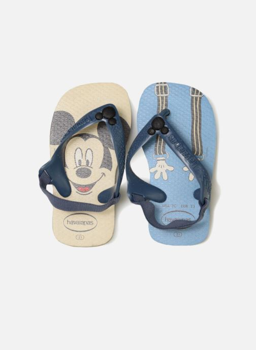 Slippers Havaianas Baby Disney Classic Blauw model