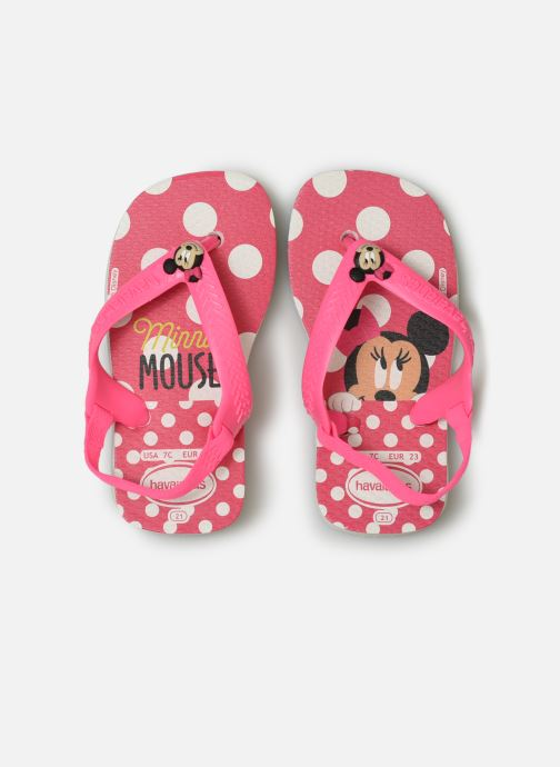 Slippers Havaianas Baby Disney Classic Roze model