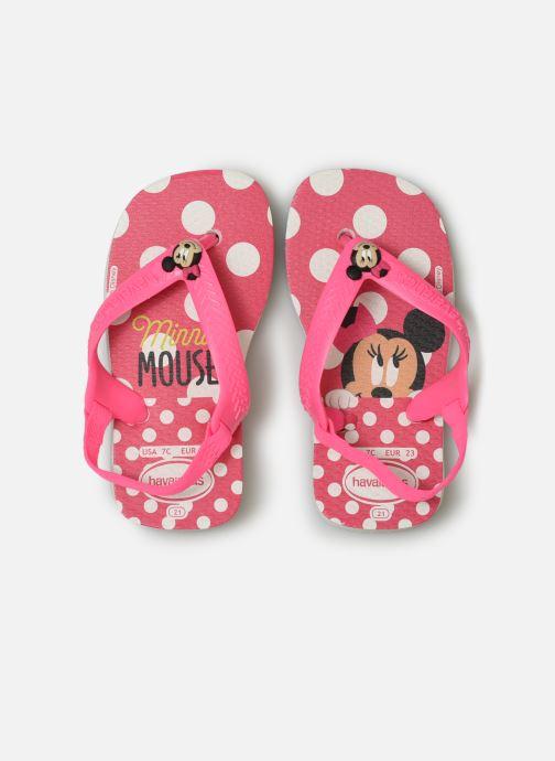 Slippers Havaianas Baby Disney Classic Roze model