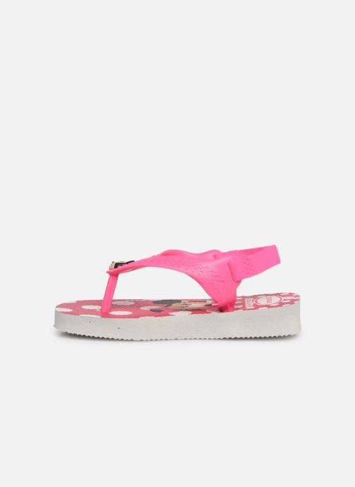 Slippers Havaianas Baby Disney Classic Roze voorkant