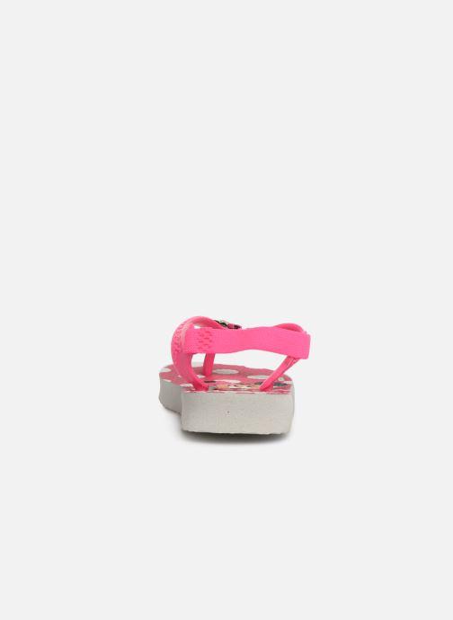 Slippers Havaianas Baby Disney Classic Roze rechts
