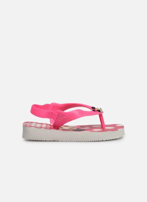 Slippers Havaianas Baby Disney Classic Roze achterkant
