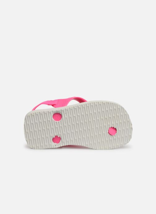 Slippers Havaianas Baby Disney Classic Roze boven