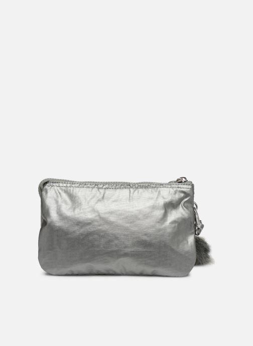 Reisegepäck Kipling Creativity XL silber ansicht von vorne