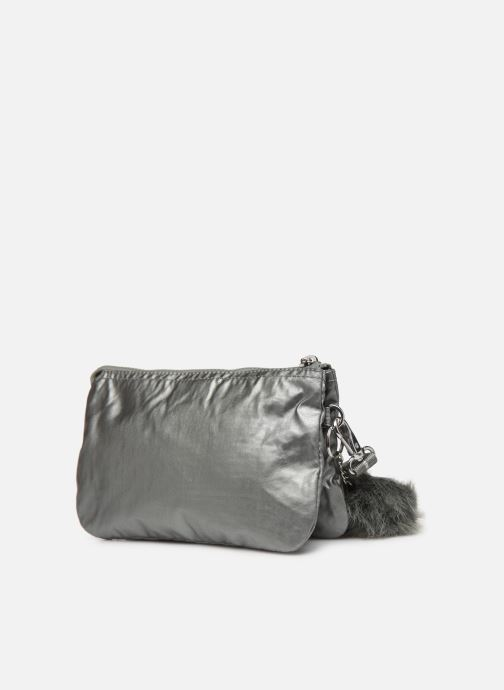 Bagages Kipling Creativity XL Argent vue droite