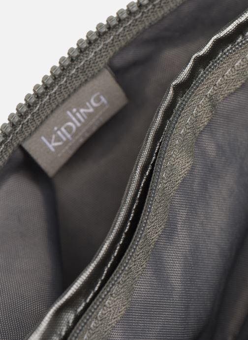 Reisegepäck kipling Creativity XL silber ansicht von hinten