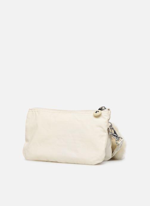 Bagages kipling Creativity XL Blanc vue droite