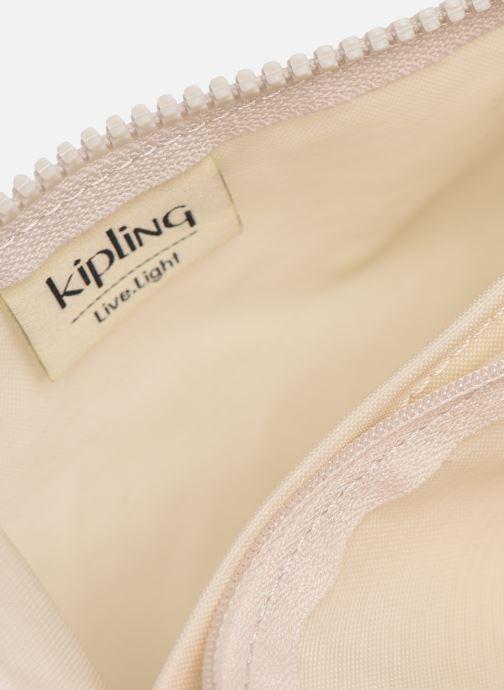 Bagages kipling Creativity XL Blanc vue derrière