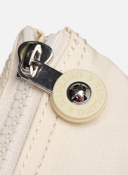 Bagages kipling Creativity XL Blanc vue gauche