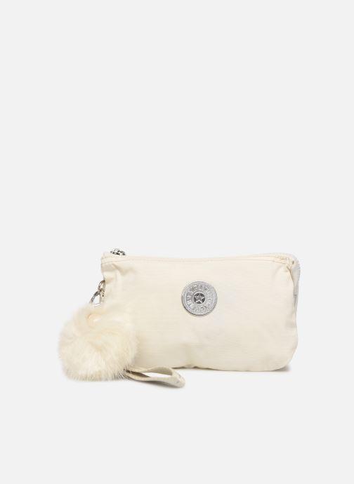 Bagages kipling Creativity XL Blanc vue détail/paire