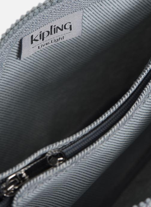 Bagages kipling Creativity XL Bleu vue derrière