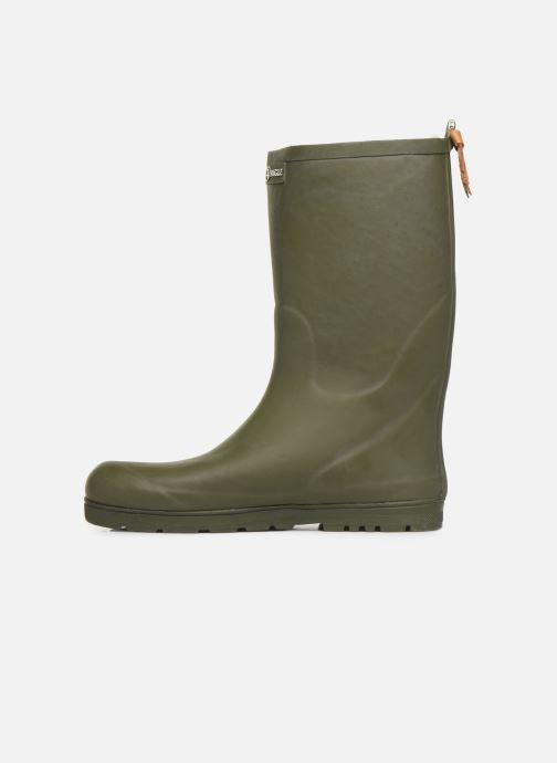 Støvler & gummistøvler Aigle Woody Pop Fur Grøn se forfra