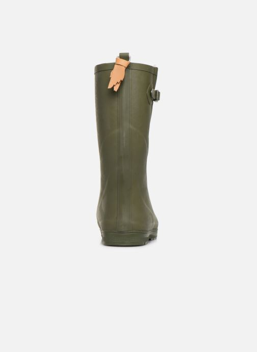 Støvler & gummistøvler Aigle Woody Pop Fur Grøn Se fra højre