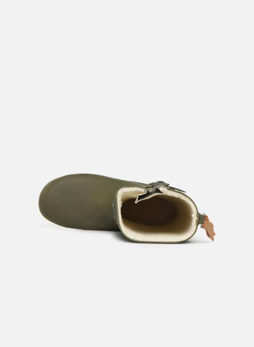 Støvler & gummistøvler Aigle Woody Pop Fur Grøn se fra venstre