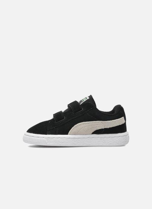 Puma Suede 2 Straps Kids (Zwart) Sneakers chez Sarenza