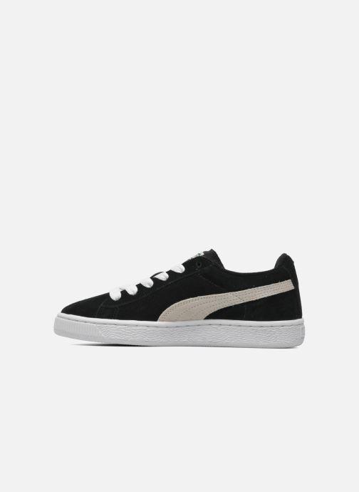 Sneakers Puma Suede Jr. Sort se forfra