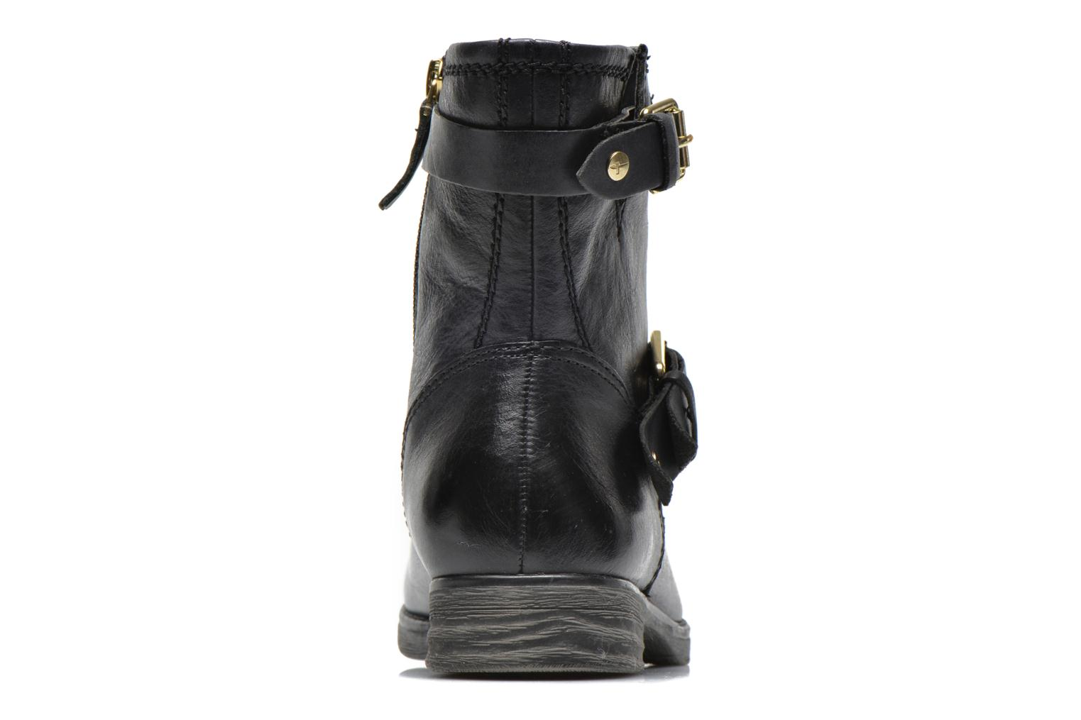 Ankle boots Tamaris Bouila Black view from the right