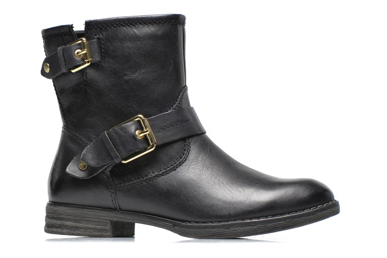 Bottines et boots Tamaris Bouila Noir vue derrière