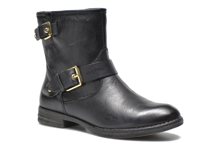 Bottines et boots Tamaris Bouila Noir vue détail/paire