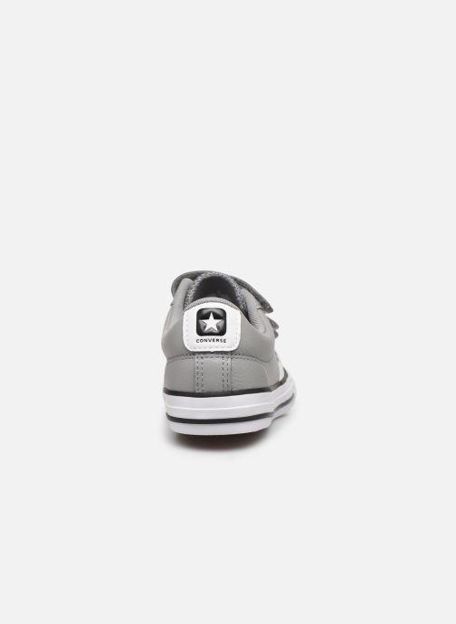 Sneakers Converse Star Player EV 3V Leather OX Grå Se fra højre