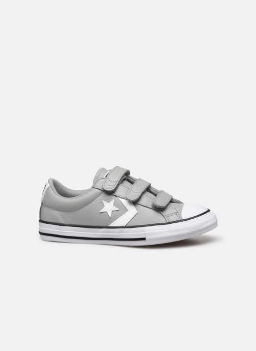 Deportivas Converse Star Player EV 3V Leather OX Gris vistra trasera