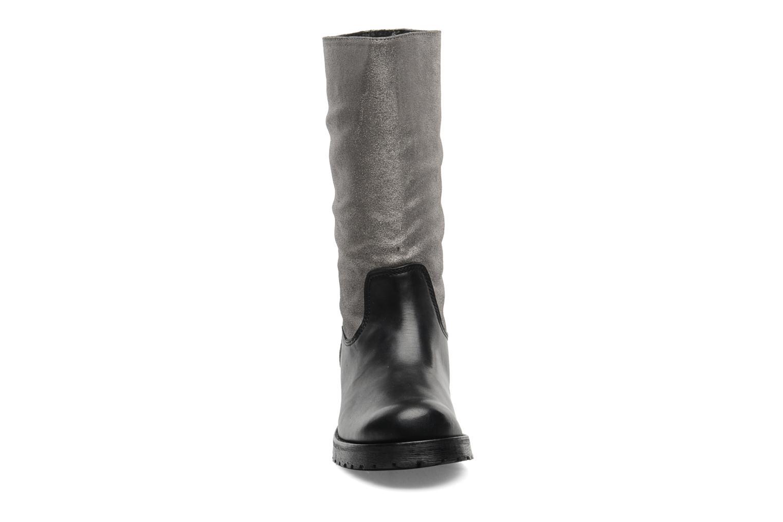 Bottines et boots Pastelle Petalo Noir vue portées chaussures