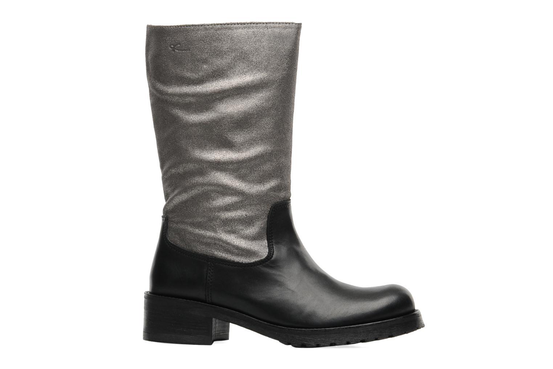 Bottines et boots Pastelle Petalo Noir vue derrière