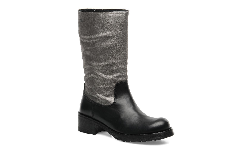 Bottines et boots Pastelle Petalo Noir vue détail/paire