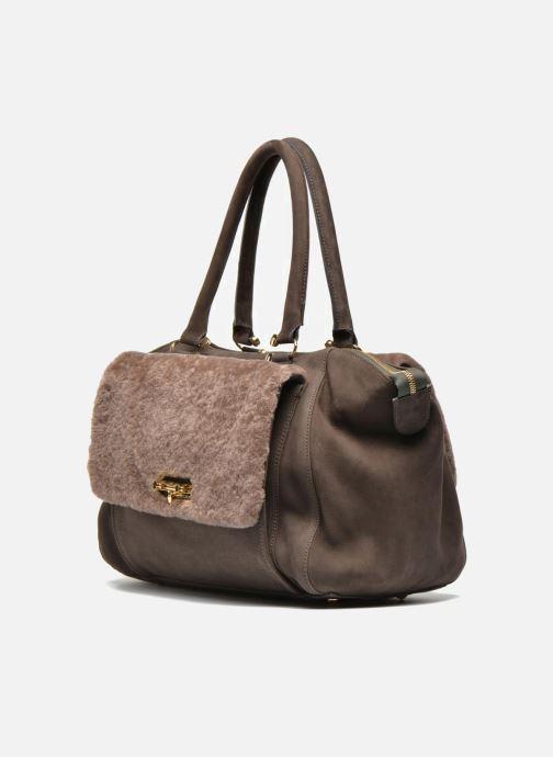 Handtaschen MySuelly Tina braun schuhe getragen