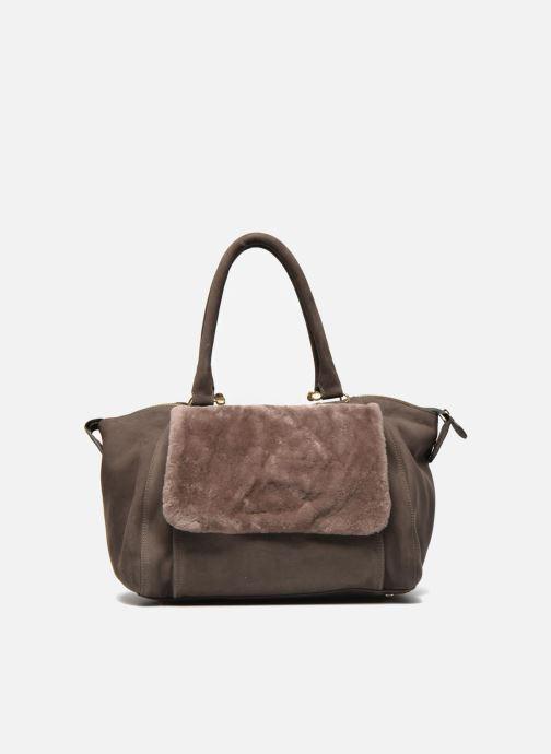 Handtaschen MySuelly Tina braun ansicht von vorne