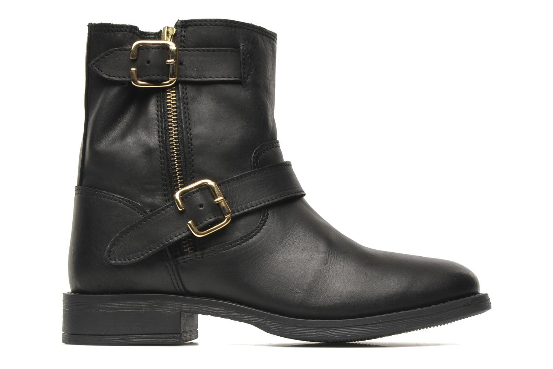 Bottines et boots Pieces Iza Noir vue droite