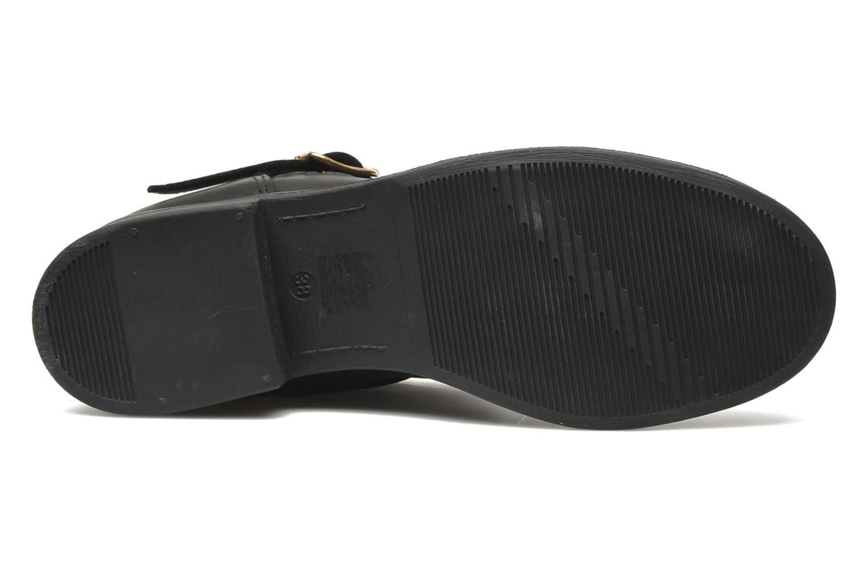 Bottines et boots Pieces Iza Noir vue gauche