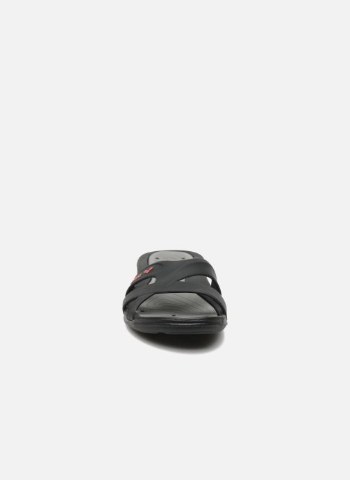 Zapatillas de deporte Arena Athena Woman Hook Negro vista del modelo