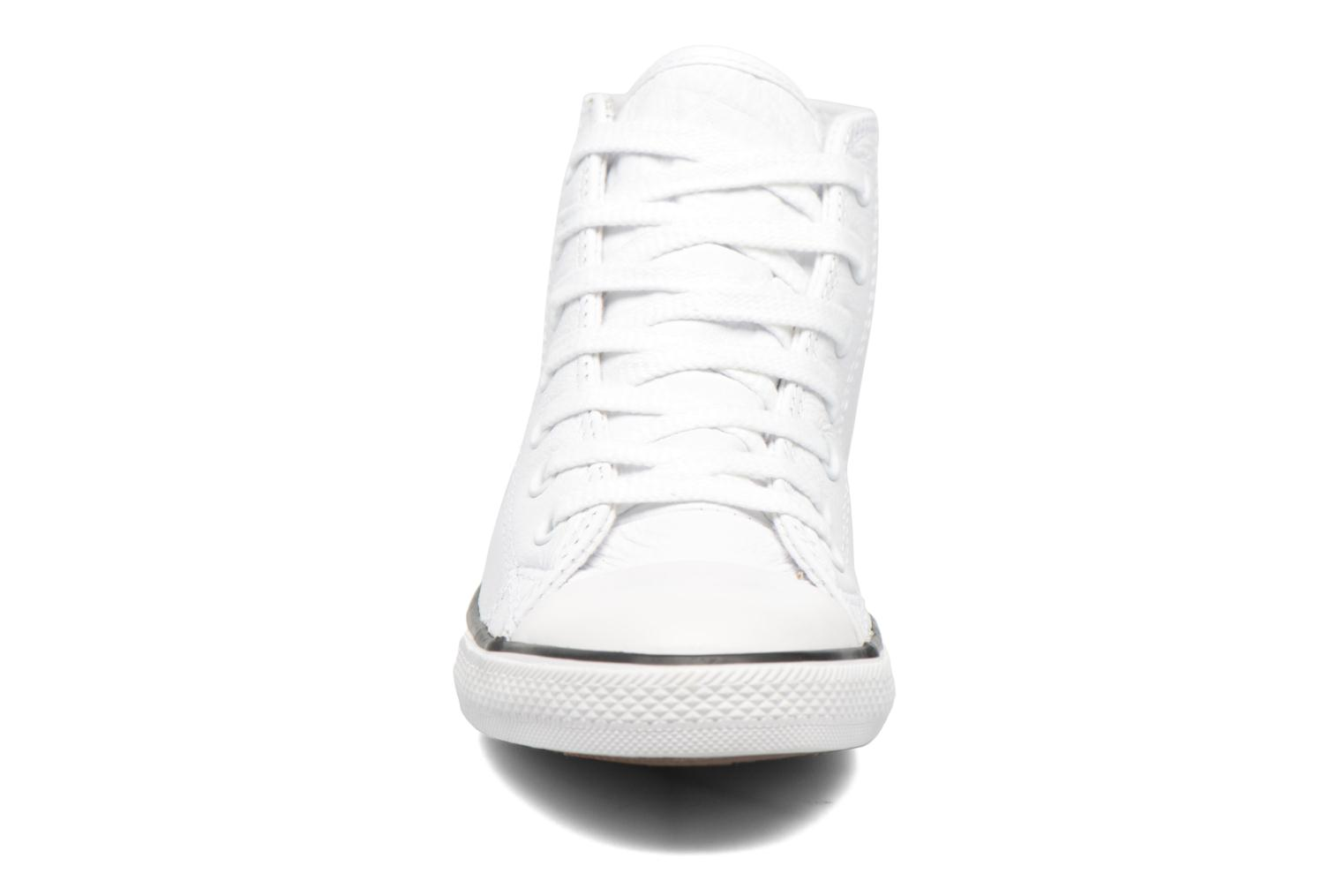 Trainers Converse All Star Dainty Mid W White model view