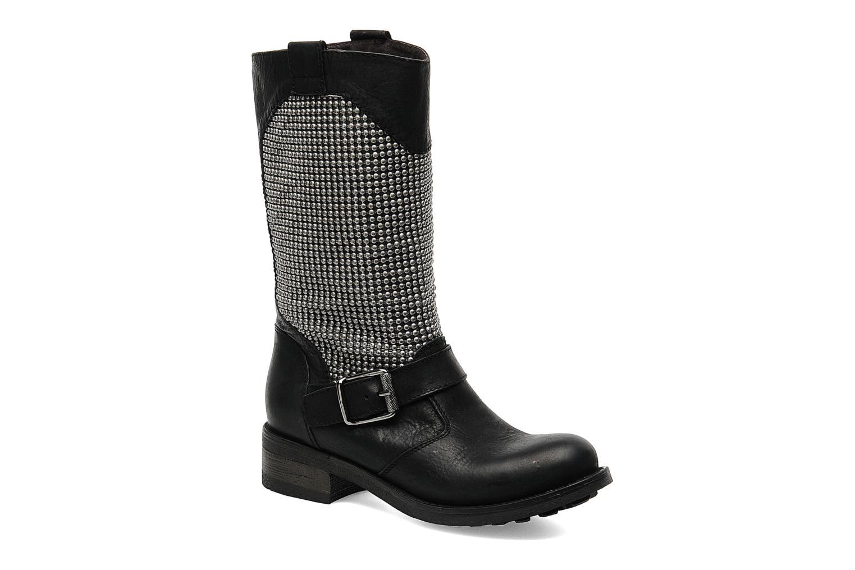 Bottines et boots Sweet Lemon Giron Noir vue détail/paire