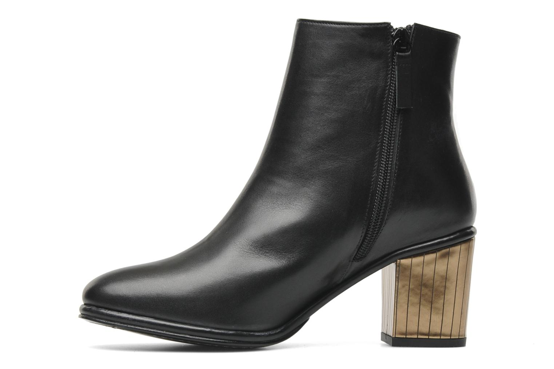 Bottines et boots Opening Ceremony Bellagio Boot Noir vue face