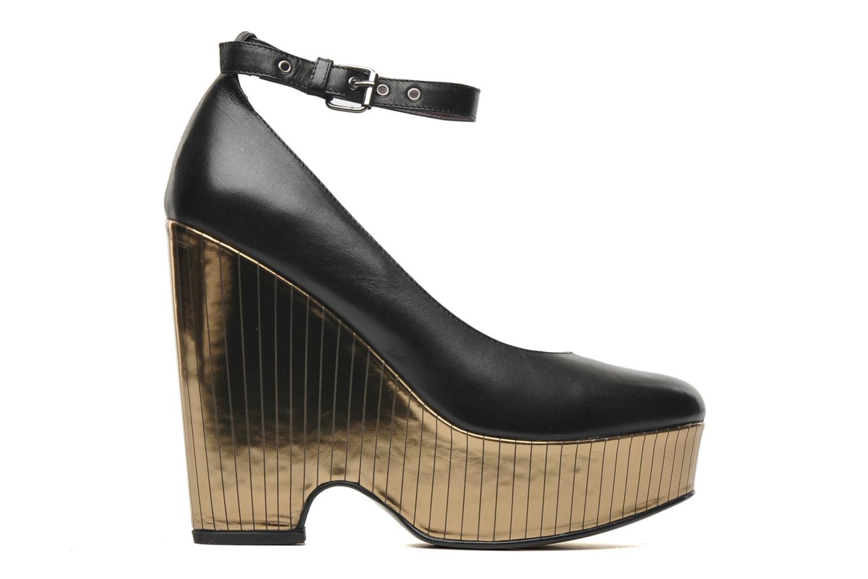 Zapatos de tacón Opening Ceremony Bellagio Platform Negro vistra trasera